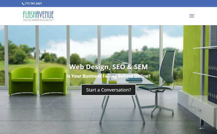 Web Design York PA