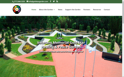 Flash Avenue rebuilds Gold Star Garden website to be mobile-friendly
