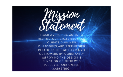 Flash Avenue Mission Statement