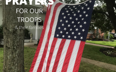 PRAYERS FOR OUR TROOPS